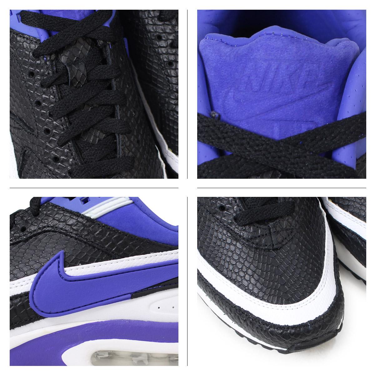 NIKE Kie Ney AMAX men gap Dis sneakers AIR MAX BW PREMIUM 819,523 051 shoes black [172]