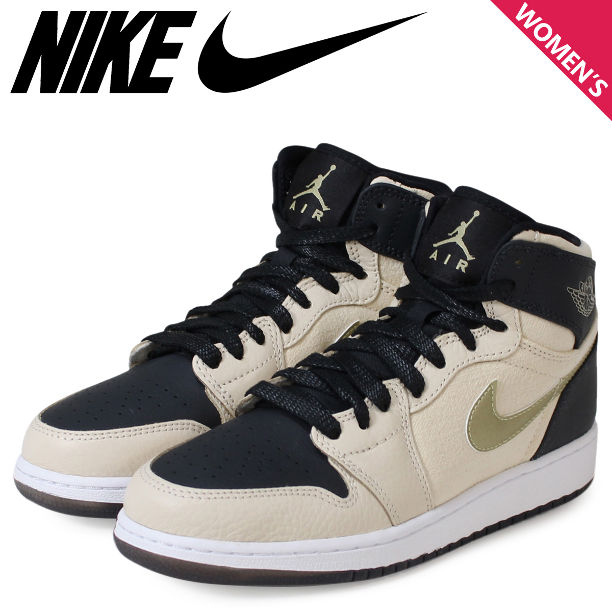 Nike Air Jordan Lady S Nike Sneakers Jordan 1 Ret Hi Prm Hc Gg Air Jordan 1 832 596 209 Shoes Brown