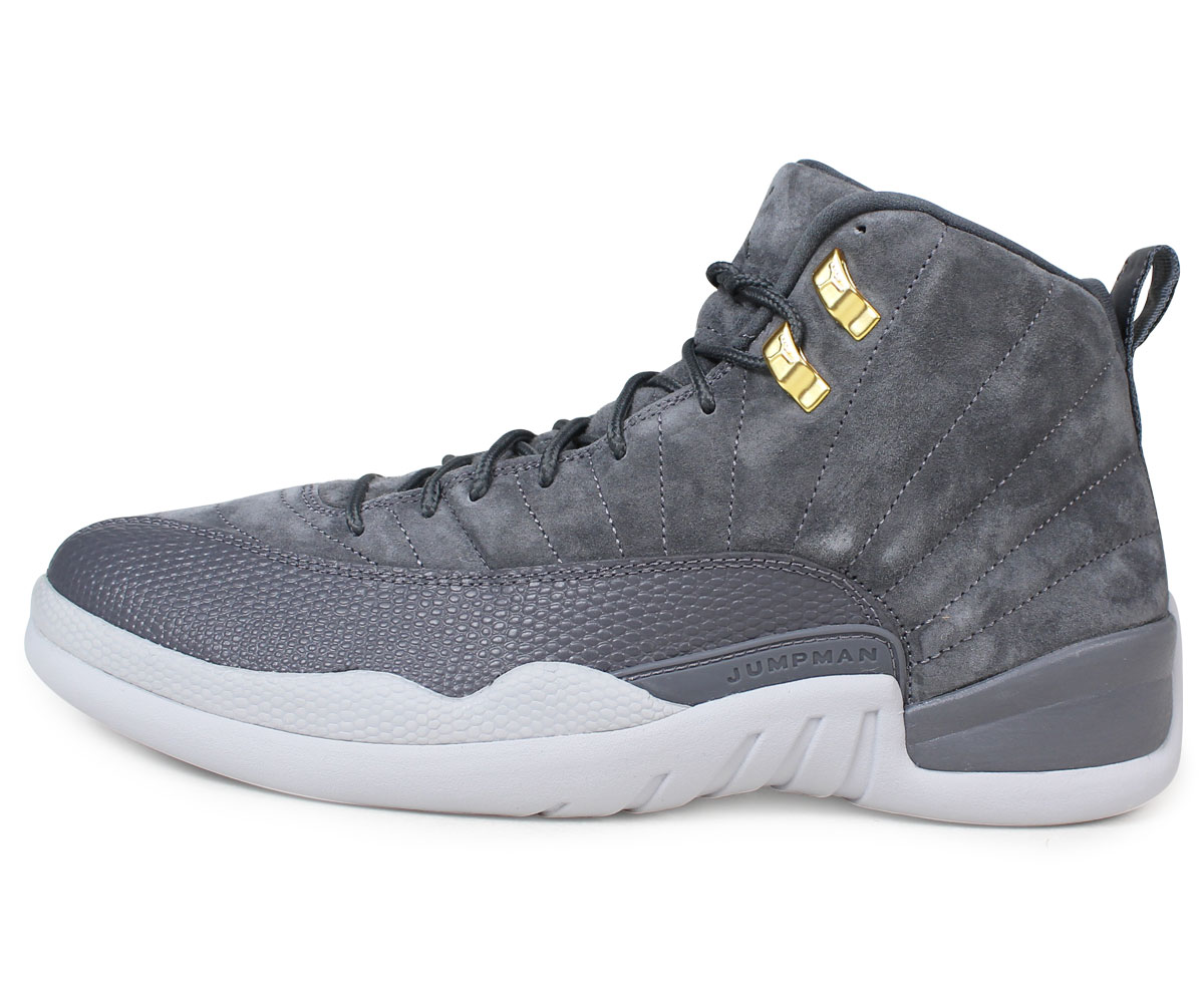 newest b2125 6c870 NIKE AIR JORDAN 12 RETRO Nike Air Jordan 12 nostalgic sneakers 130,690-005  men s shoes gray  load planned Shinnyu load in reservation product 12 28 ...