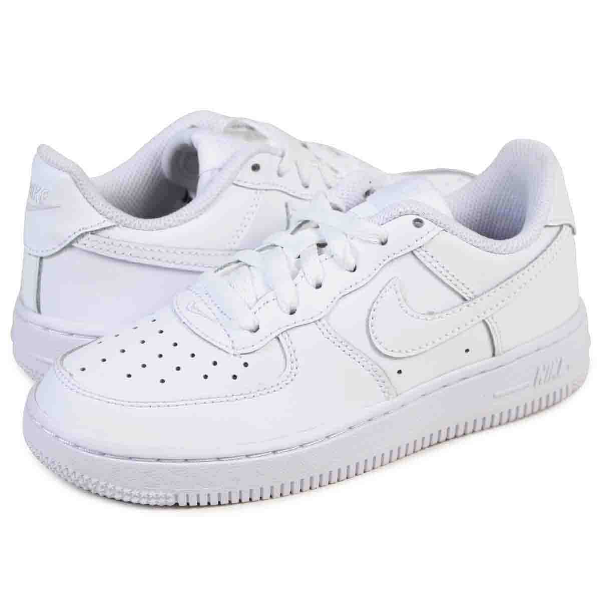 check out 76f8f 42515 nike air force 1 white kids