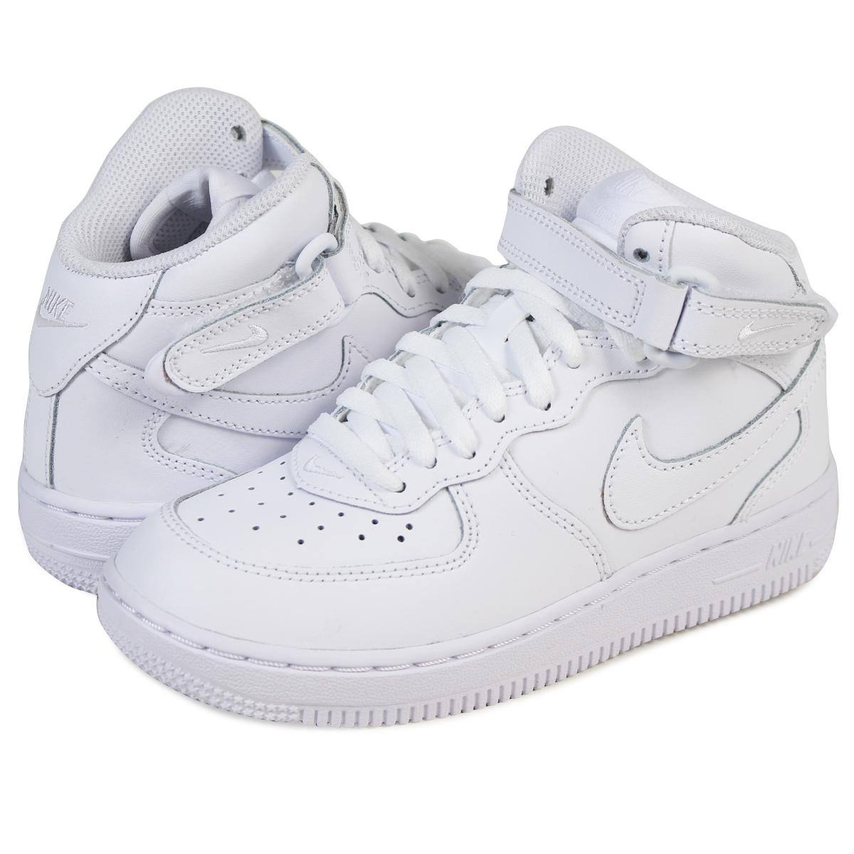 nike air force 1 black youth