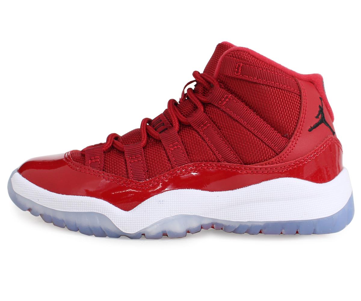 1078e6f01e95 ALLSPORTS  NIKE AIR JORDAN 11 BP WIN LIKE 96 Nike Air Jordan 11 kids ...