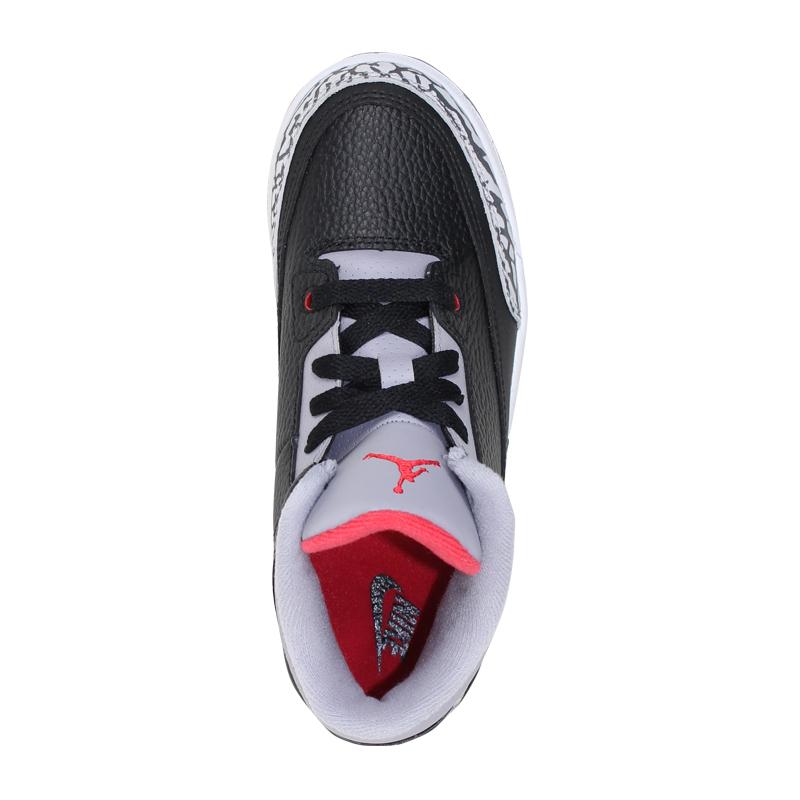 c1efb53a15c ... NIKE AIR JORDAN 3 RETRO BP Nike Air Jordan 3 nostalgic kids sneakers  429,487-021 ...