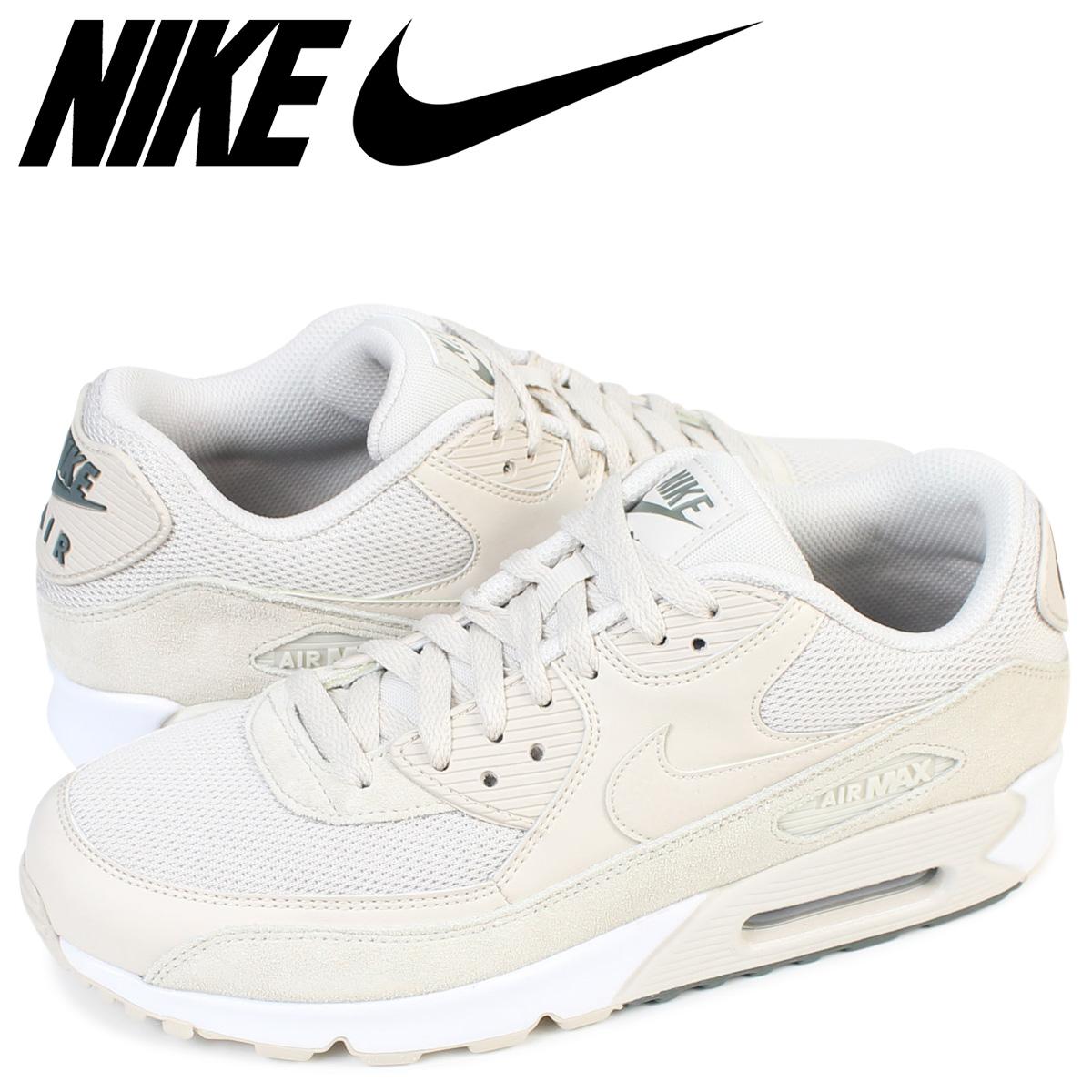 NIKE Kie Ney AMAX 90 essential sneakers AIR MAX 90 ESSENTIAL 537,384 132 men's shoes beige