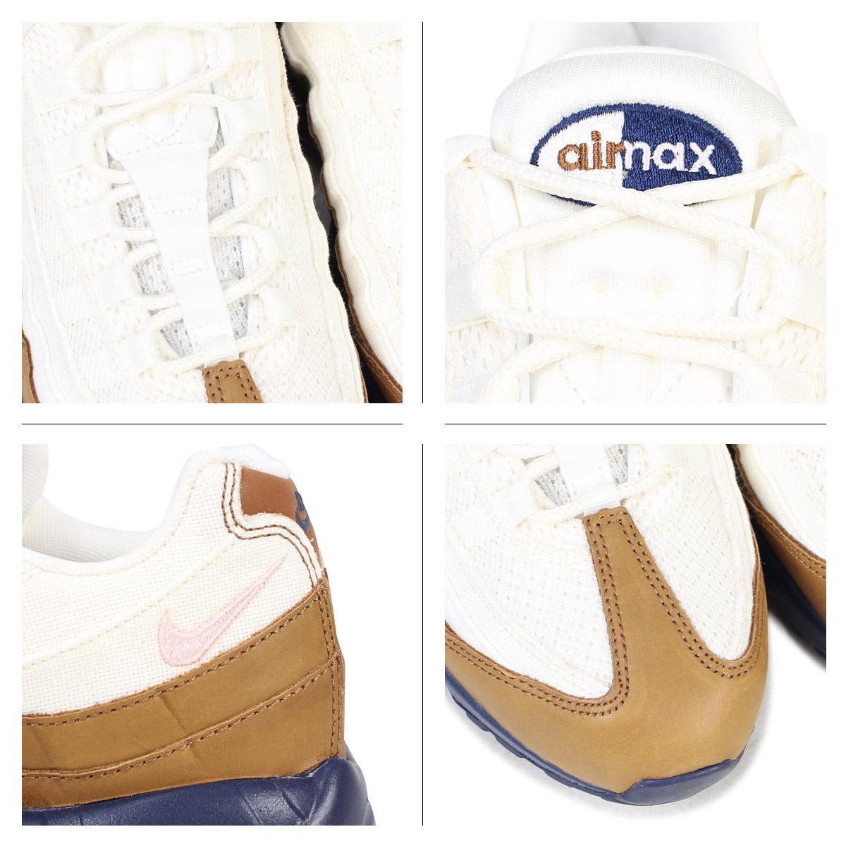 ba55811efe660 ... NIKE AIR MAX 95 PREMIUM ALE BROWN PACK Kie Ney AMAX 95 sneakers  538,416-200 ...
