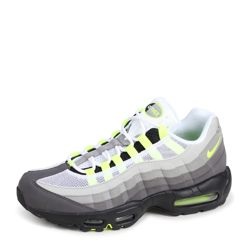 wholesale dealer 3dfcf 06d1b NIKE AIR MAX 95 OG Kie Ney AMAX 95 sneakers men 554,970-071 yellow  is  going to be received reservation product about the beginning of March  Shinnyu load  ...