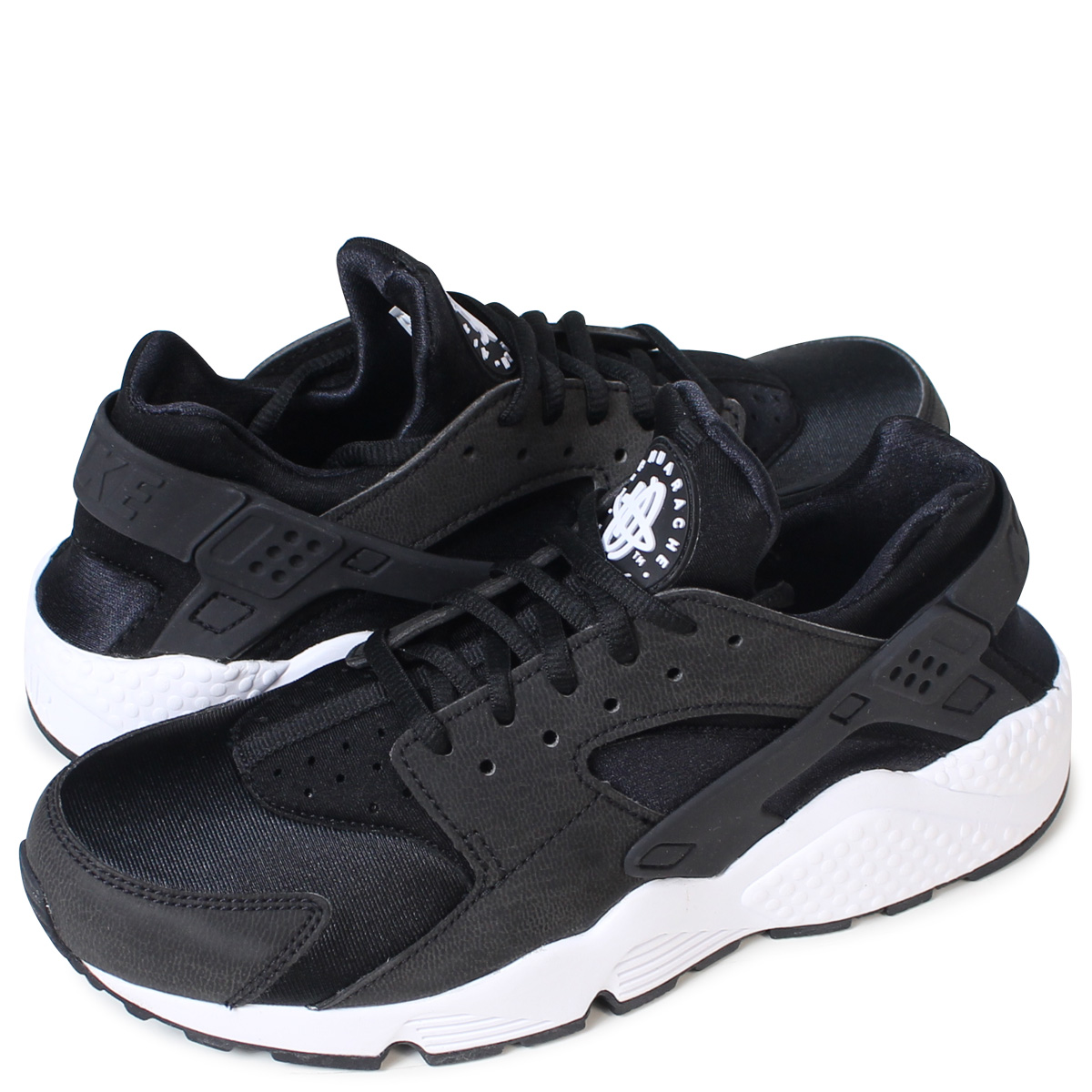 ALLSPORTS | Rakuten Global Market: NIKE ナイキエアハラチレディーススニーカー WMNS AIR HUARACHE RUN 634,835-006 shoes black [load planned Shinnyu load in reservation product 9/16 containing] [179]
