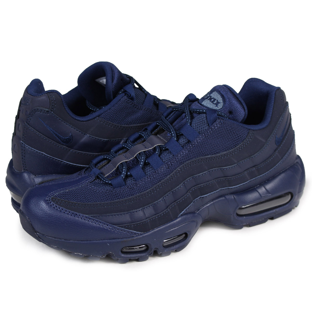 best sneakers 65fbe 08791 NIKE AIR MAX 95 ESSENTIAL Kie Ney AMAX 95 essential sneakers 749,766-407  men s shoes ...