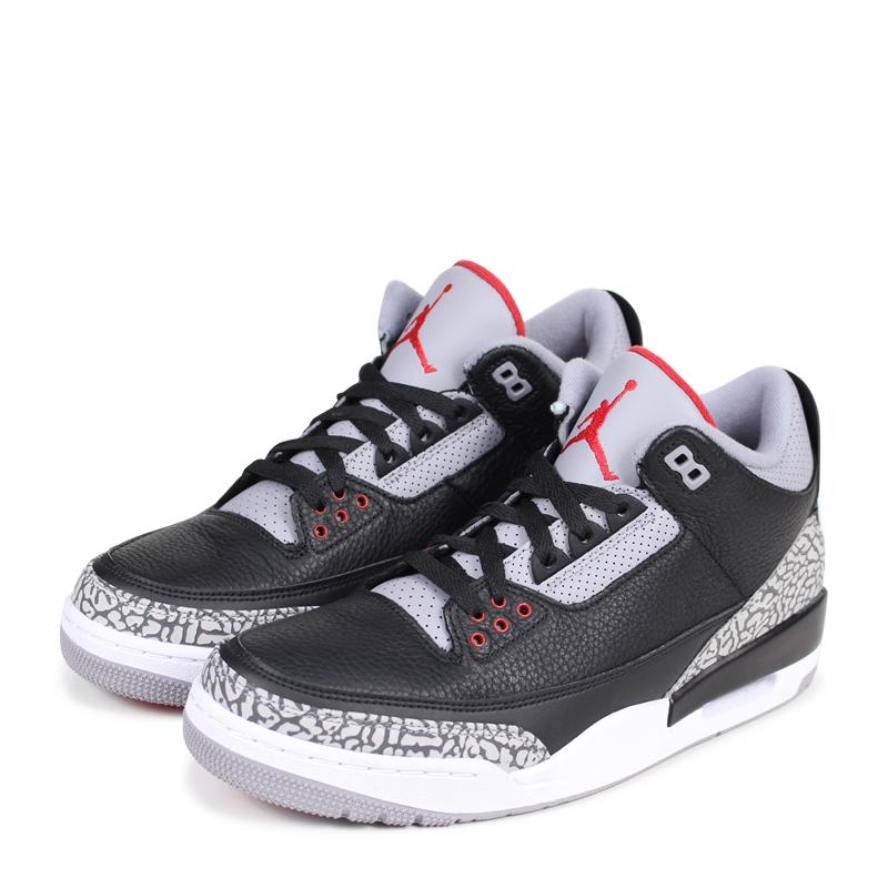 329bb3acb0fa26 ALLSPORTS  NIKE AIR JORDAN 3 RETRO OG Nike Air Jordan 3 nostalgic ...