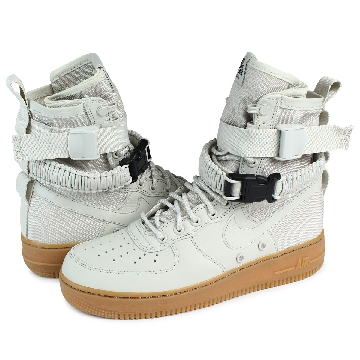 NIKE WMNS SPECIAL FIELD AIR FORCE 1 Nike air force 1 special field sneakers  857,872-004 men's lady's shoes gray [11/10 Shinnyu load] [1711]