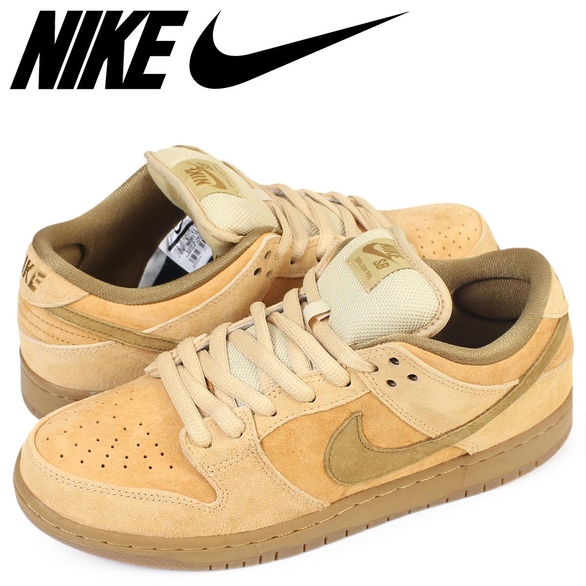 best loved e704c 8e322 NIKE Nike SB dunk low sneakers DUNK LOW TRD QS 883,232-700 mens shoes brown  96 Shinnyu load 179