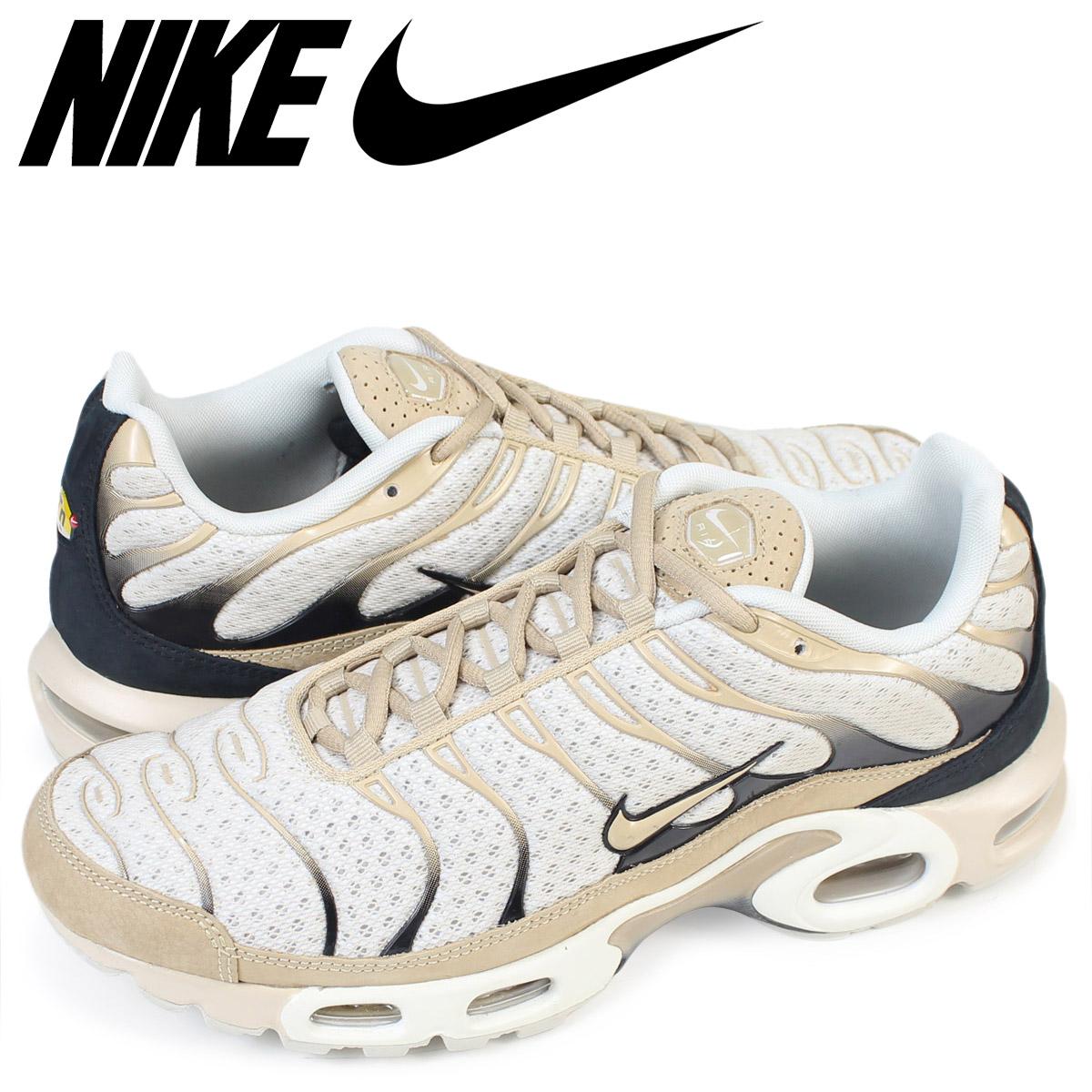 sports shoes 819be ccc46 NIKE LAB Nike laboratory Air Max sneakers AIR MAX PLUS 898,018-002 men's  shoes beige [9/6 Shinnyu load] [179]