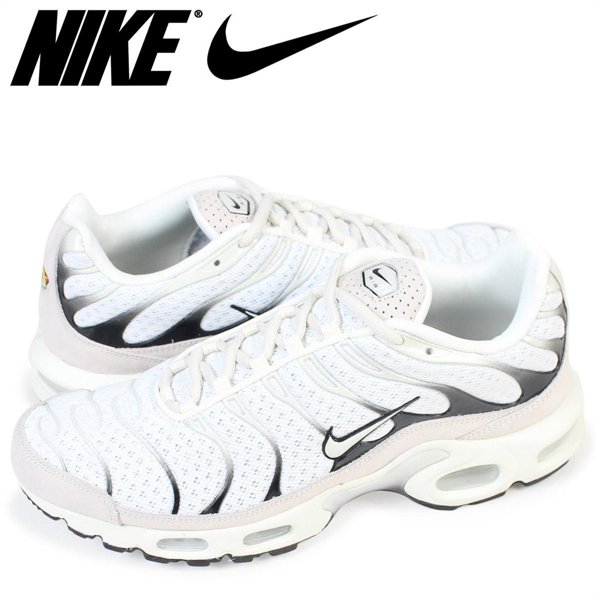 sale retailer abd77 57cc2 NIKE LAB Nike laboratory Air Max sneakers AIR MAX PLUS 898,018-100 men's  shoes white [9/6 Shinnyu load] [179]