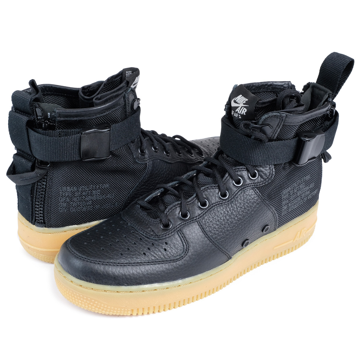 Nike black force 1 FORCE 003 SPECIAL 1 men MID sneakers 753 NIKE SF AIR AF1 air FIELD 917 m08wvNOn