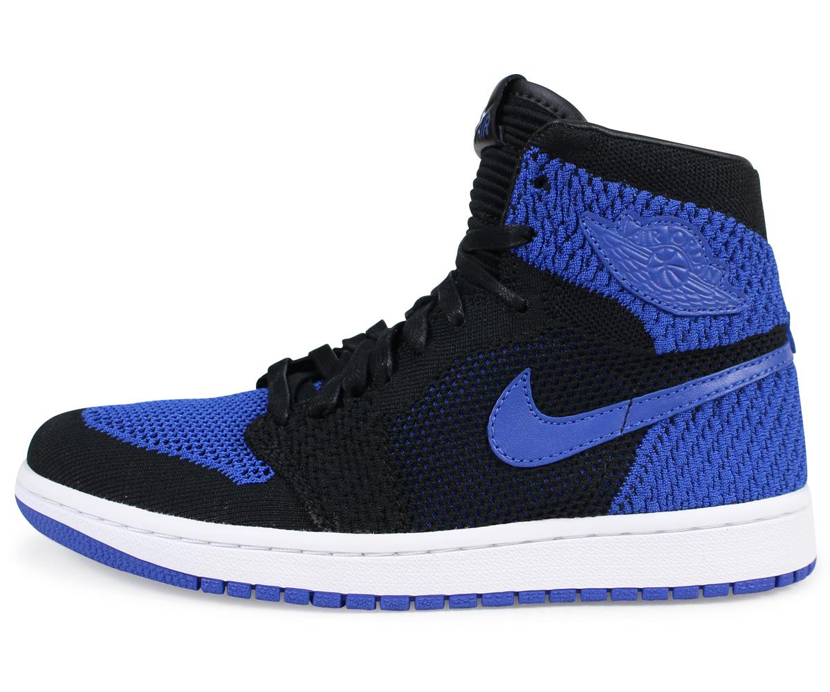 outlet store a200b 4eaa0 ... NIKE AIR JORDAN 1 RETRO HI FLYKNIT BG Nike Air Jordan 1 nostalgic Haile  Dis sneakers ...