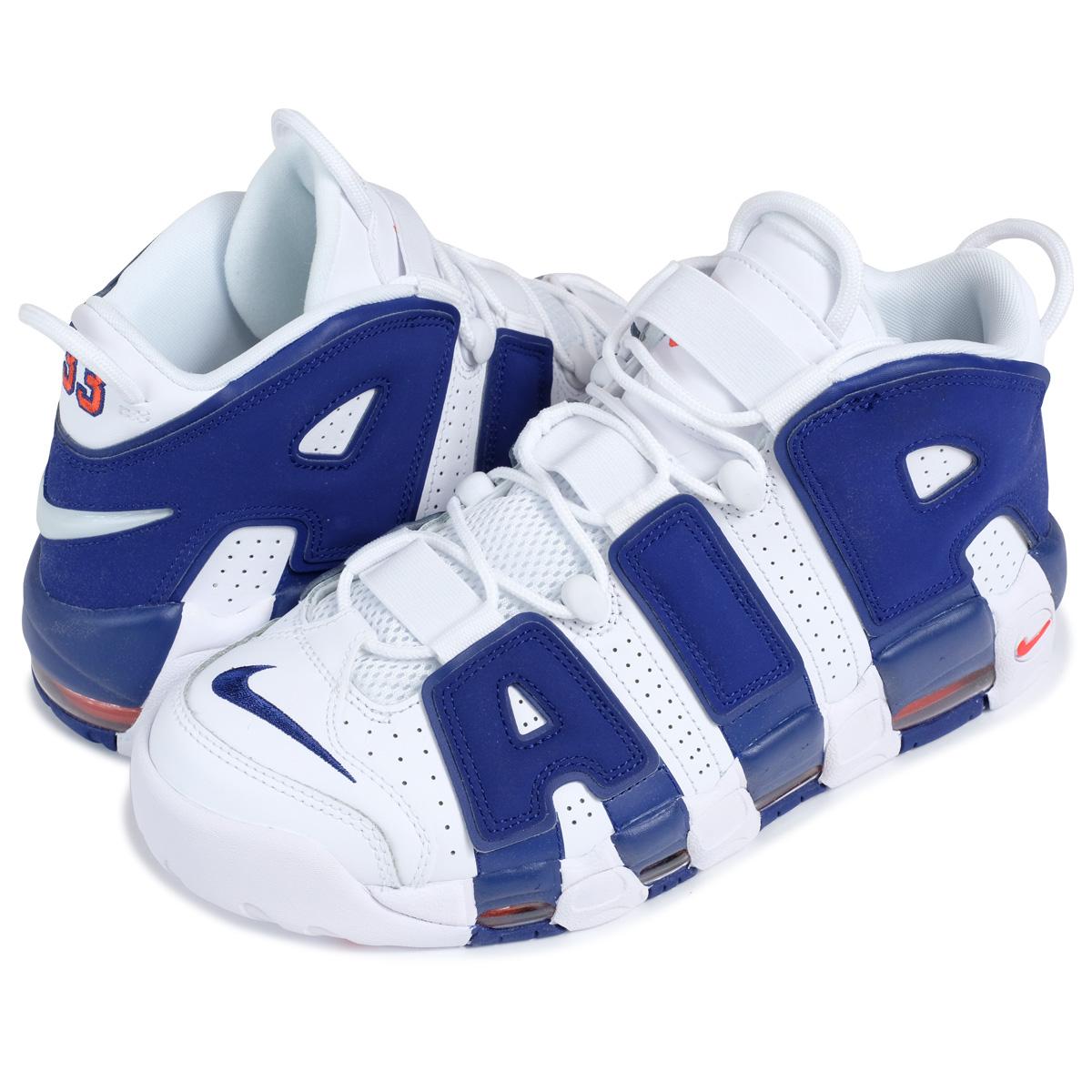 417db79035 ALLSPORTS: NIKE AIR MORE UPTEMPO Nike air more up tempo 96 sneakers  921,948-101 men's shoes white [11/16 Shinnyu load] [1711] | Rakuten Global  Market