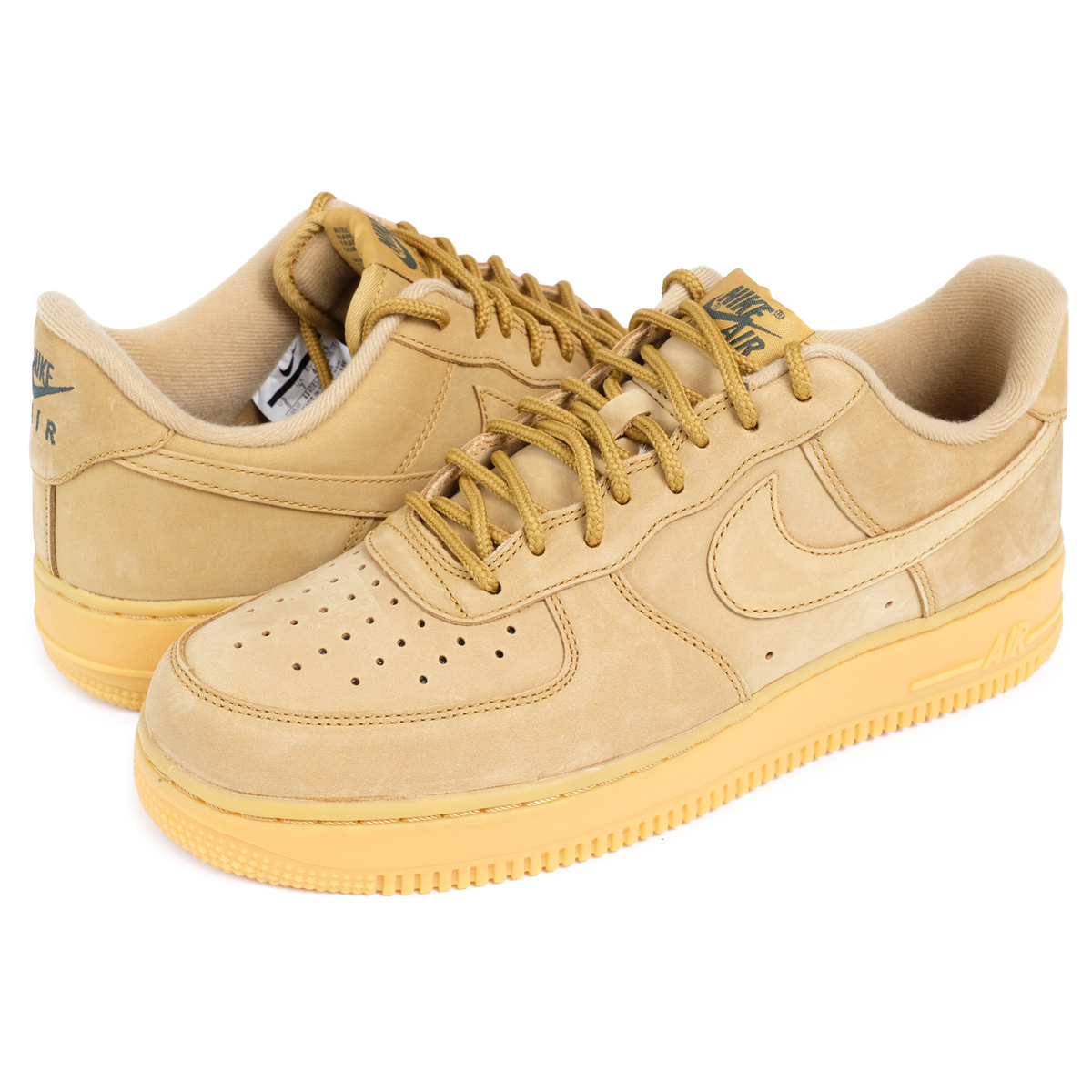 quality design b5ad8 4dd7d NIKE AIR FORCE 1 WB Nike air force 1 sneakers AA4061-200 men gap Dis shoes  brown [load planned Shinnyu load in reservation product 11/17 containing]  ...