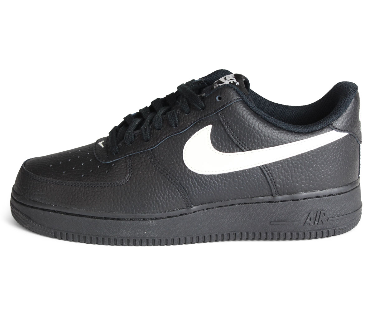 ef65189579e NIKE AIR FORCE 1 Nike air force 1 07 sneakers AA4083-001 men shoes black   load planned Shinnyu load in reservation product 10 19 containing   1710