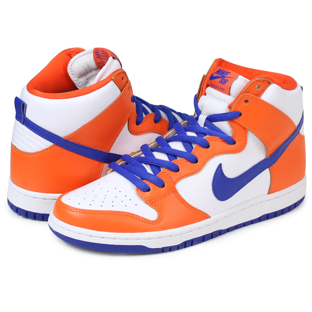 low priced ba55d 495ab An NIKE SB DUNK HIGH TRD QS DANNY SUPA Nike dunk high sneakers AH0471-841  men shoes orange  load planned Shinnyu load in reservation product 12 6 ...