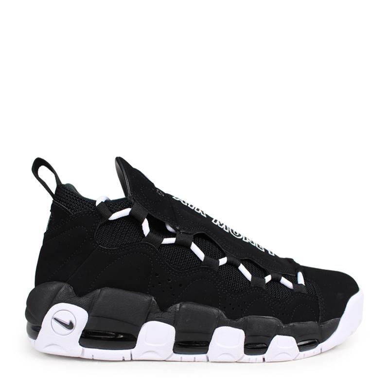 852153afbacc50 NIKE AIR MORE MONEY BOLD CURRENCY Nike air more money sneakers men AJ2998-001  black  3 9 Shinnyu load   183