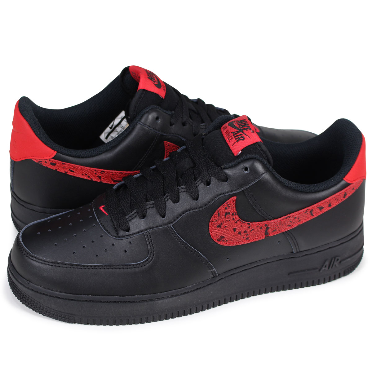 8e08483b7e0ecb NIKE AIR FORCE 1 07 F Nike air force 1 sneakers men AO3154-001 black  2 17  Shinnyu load   182