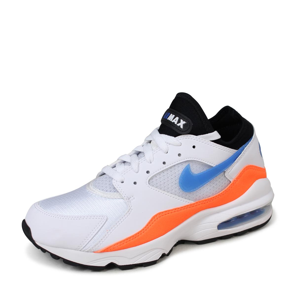 77d490fcb60c2 ... NIKE AIR MAX 93 Kie Ney AMAX 93 sneakers men 306,551-104 white [load ...