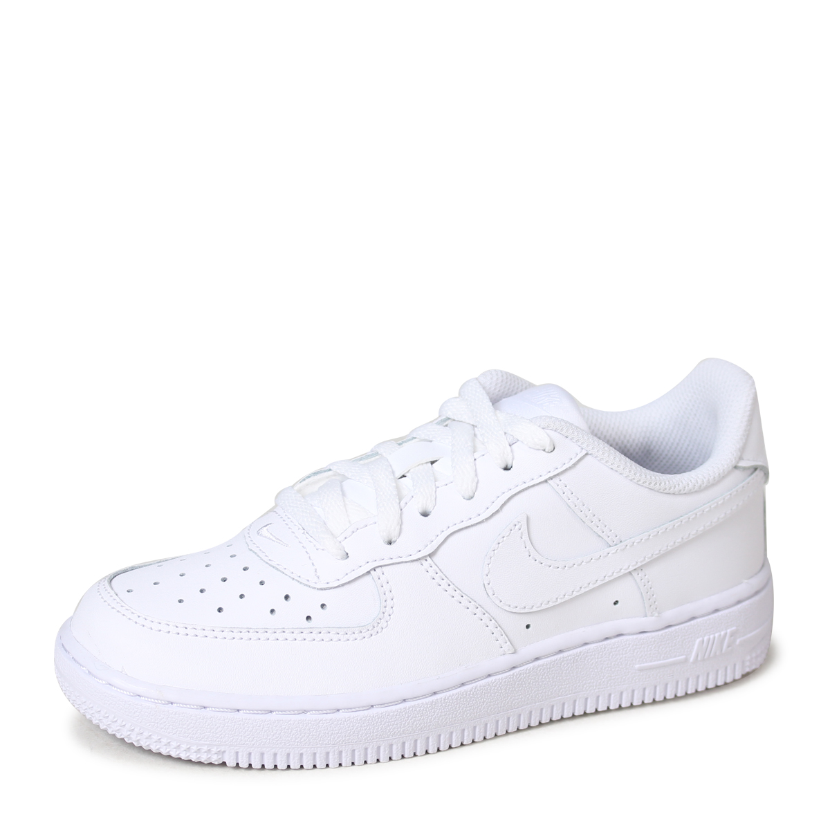 new concept 7f8ac 51b15 NIKE AIR FORCE 1 PS Nike air force 1 kids sneakers 314,193-117 white  load  planned Shinnyu load in reservation product 5 1 containing   184