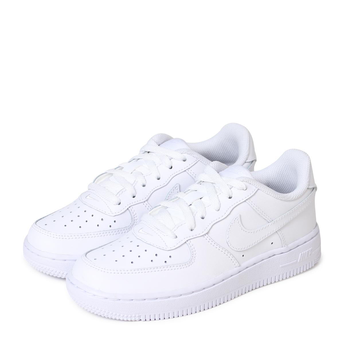 air force 1 kids white