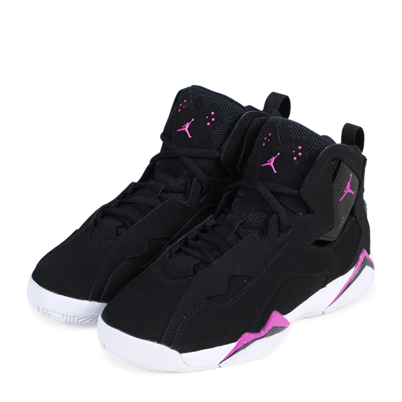 0c6ec54afa8c NIKE JORDAN TRUE FLIGHT GS Nike Jordan toe roof light Lady s sneakers  342