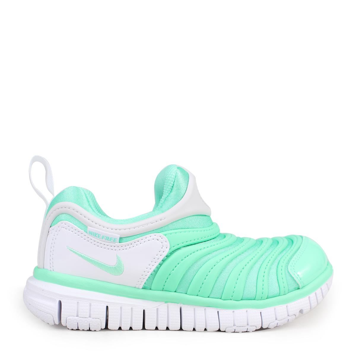 best service 89417 ebd7b ... NIKE DYNAMO FREE PS Nike dynamo-free kids sneakers 343,738-309 green  3  ...
