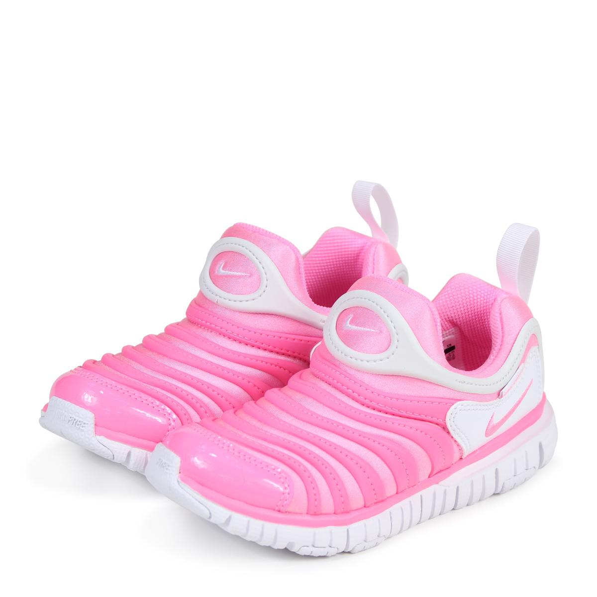 size 40 41c28 5f37c ... shop nike dynamo free ps nike dynamo free kids sneakers 343738 625 pink  3 23 shinnyu