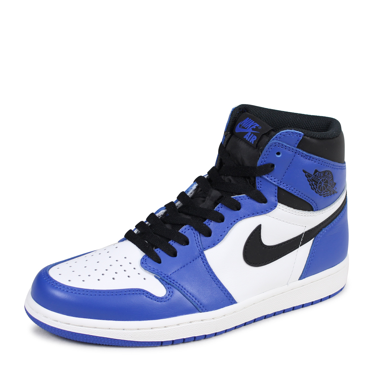 305bf60d4366 NIKE AIR JORDAN 1 RETRO HIGH OG GAME ROYAL Nike Air Jordan 1 nostalgic high  sneakers men 555