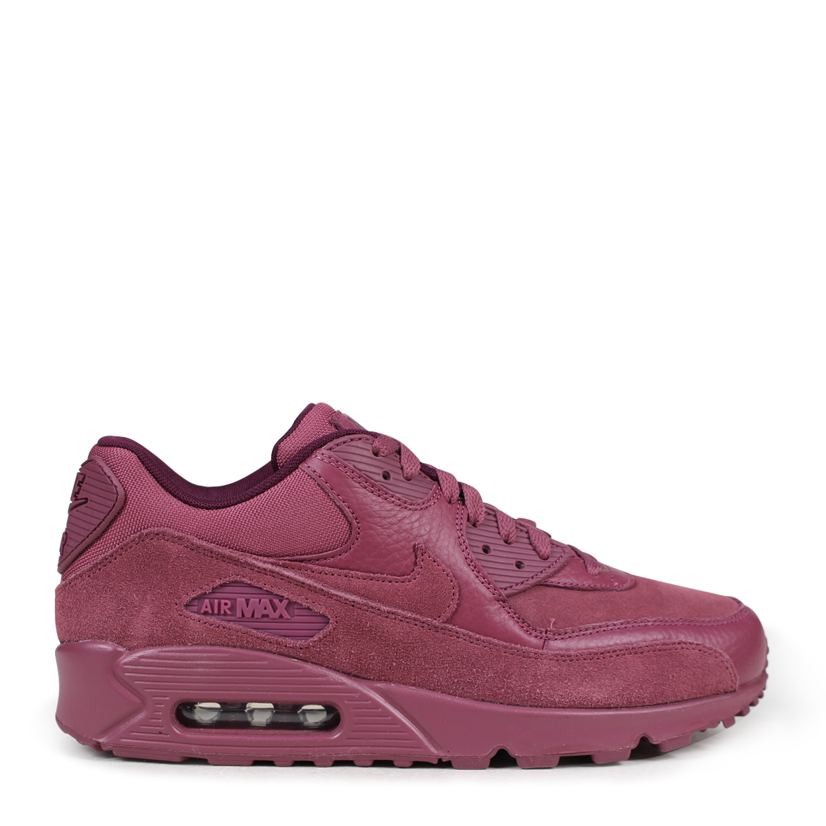 huge discount 975bb 06fa1 ... NIKE AIR MAX 90 PREMIUM Kie Ney AMAX 90 sneakers men 700,155-601 red ...