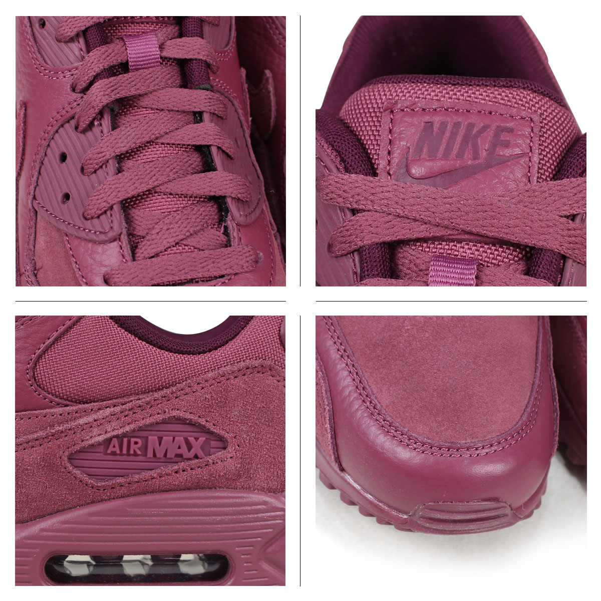 big sale 2031d 843c8 ... NIKE AIR MAX 90 PREMIUM Kie Ney AMAX 90 sneakers men 700,155-601 red