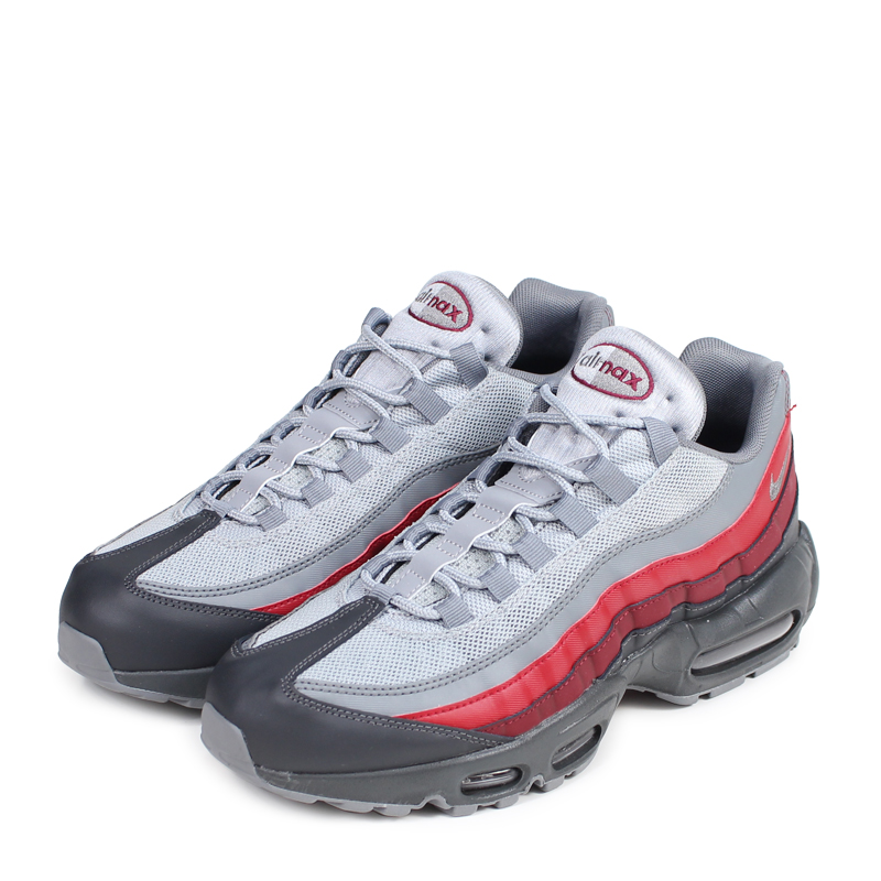 Nike Air Max 95 Essential Men's Size 13 M Anthracitecool & Wolf Grey 749766 025