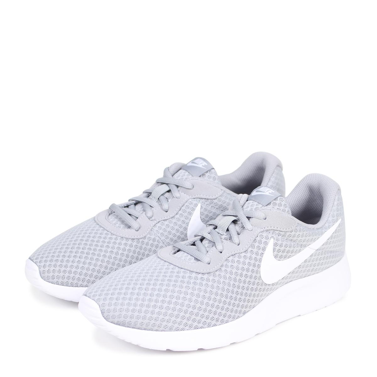 cheap for discount a52a9 71c7f NIKE TANJUN Nike tongue Jun sneakers 812,654-010 mens shoes gray 1012  Shinnyu load
