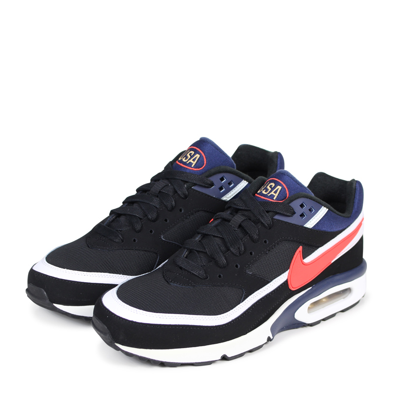 huge discount 762fa e8aa1 An NIKE AIR MAX PREMIUM USA Kie Ney AMAX BW sneakers men 819,523-064 navy   load planned Shinnyu load in reservation product 2 14 containing   182