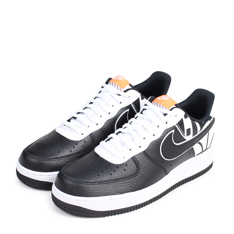 separation shoes a2c97 4ef69 NIKE AIR FORCE 1 Nike air force 1 07 LV8 sneakers 823,511-011 men s black  1 13  Shinnyu load   1801