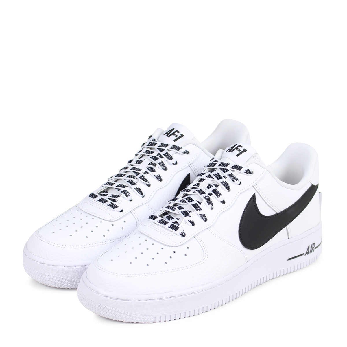NIKE AIR FORCE 1 STATEMENT GAME Nike air force 1 07 LV8 sneakers men  823,511-103 white [3/15 Shinnyu load] [183]