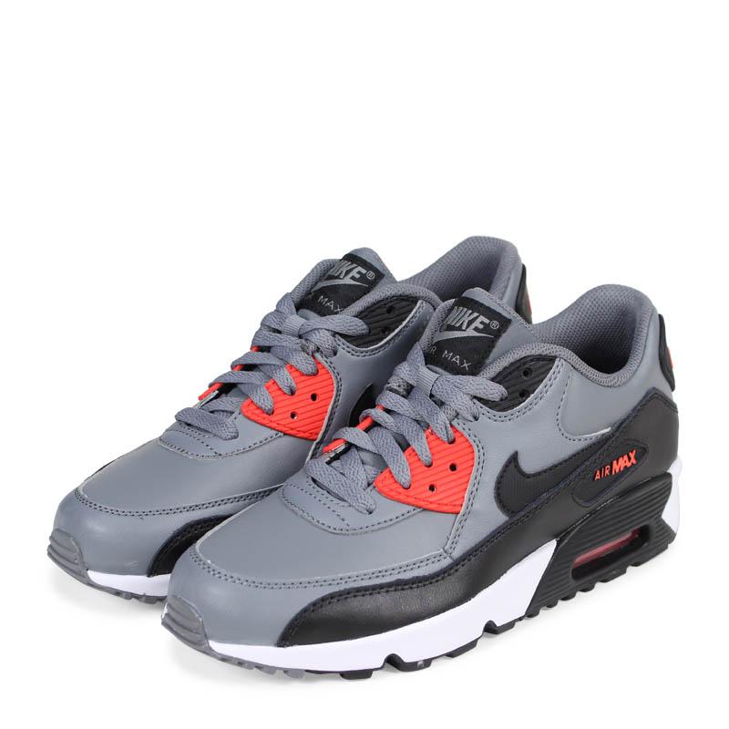 Nike Air Max 90 Premium   Grau   Sneaker   700155 010
