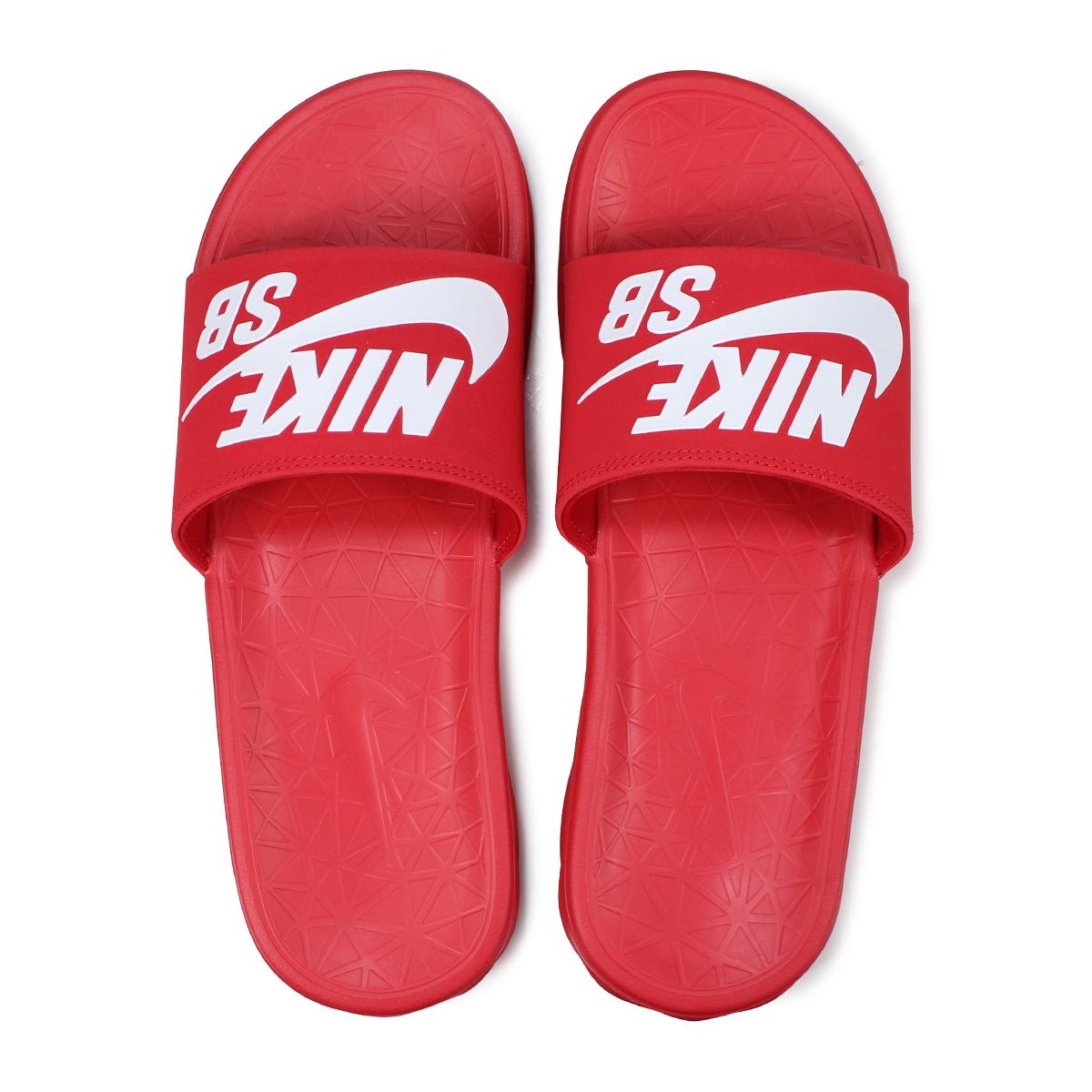 05056ab578f0 NIKE BENASSI SOLARSOFT SLIDE Nike SB サンダルベナッシシャワーサンダルスポーツメンズレディース  840