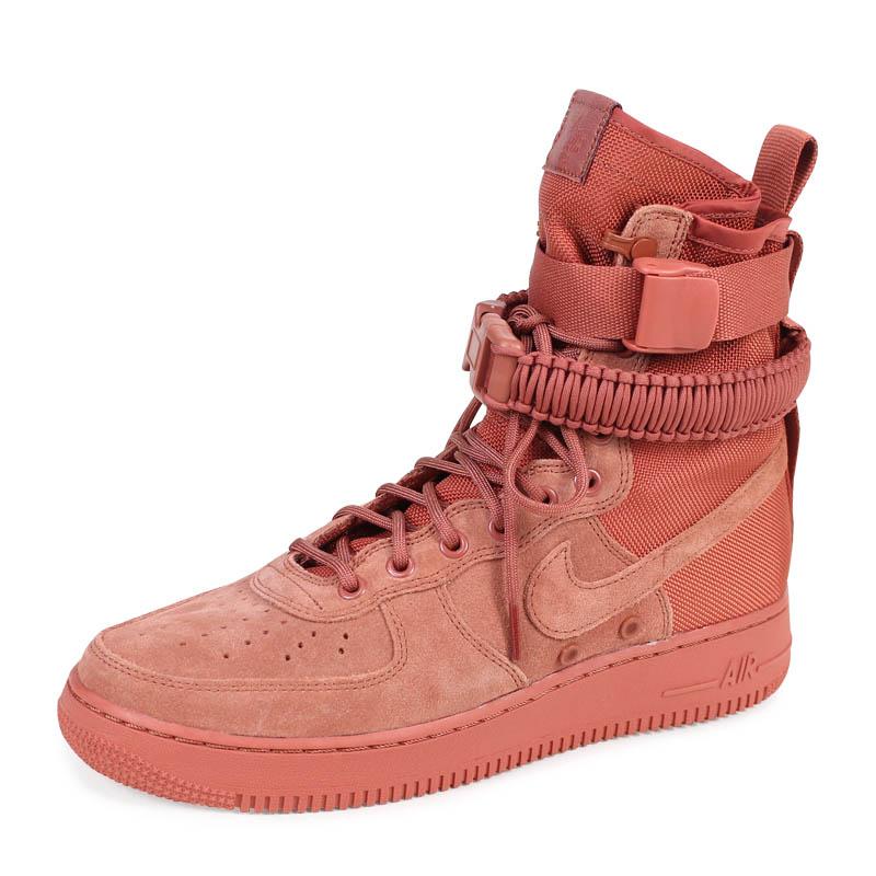 Nike NIKE air force 1 sneakers special field SPECIAL FIELD AIR FORCE 1 864,024 204 SF AF1 men pink