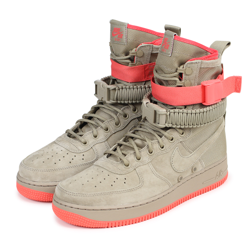 Nike NIKE air force 1 sneakers men special field SPECIAL FIELD AIR FORCE 1 864,024 205 SF AF1 khaki