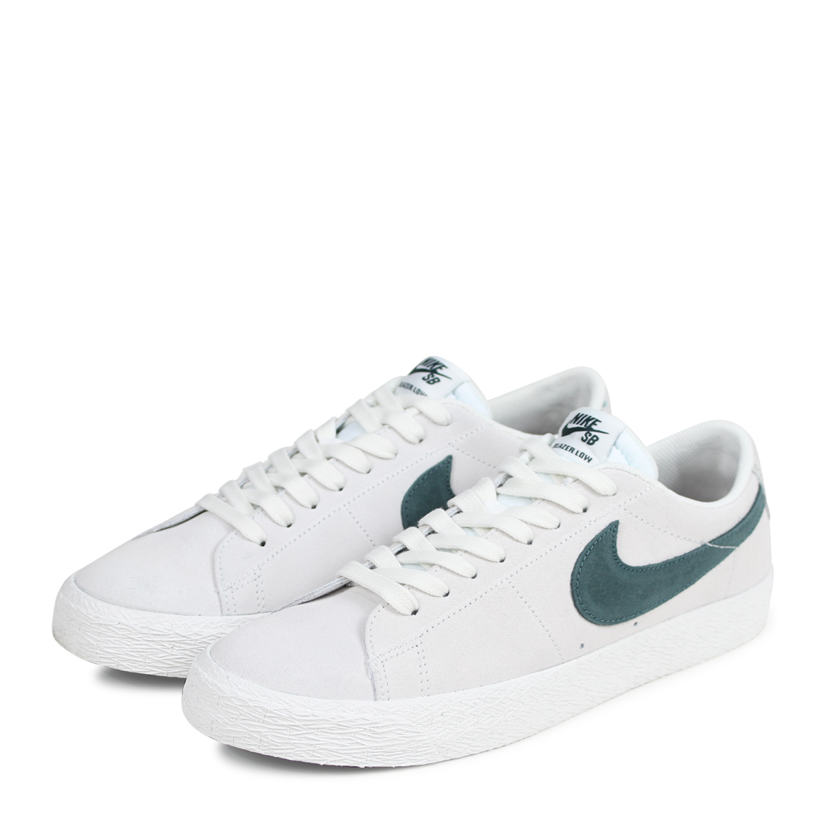 new arrival 3c36f 88fc4 NIKE BLAZER ZOOM LOW Nike SB blazer low sneakers men 864,347-101 off-white  ...