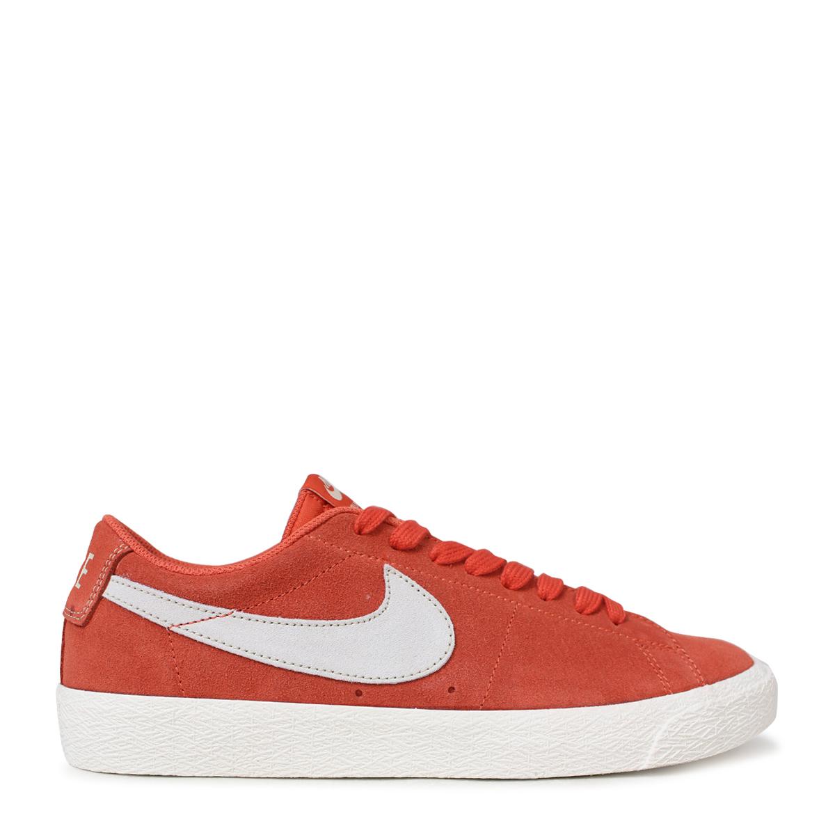 competitive price 22370 db852 ... An NIKE BLAZER ZOOM LOW Nike SB blazer low sneakers men 864,347-800  orange ...