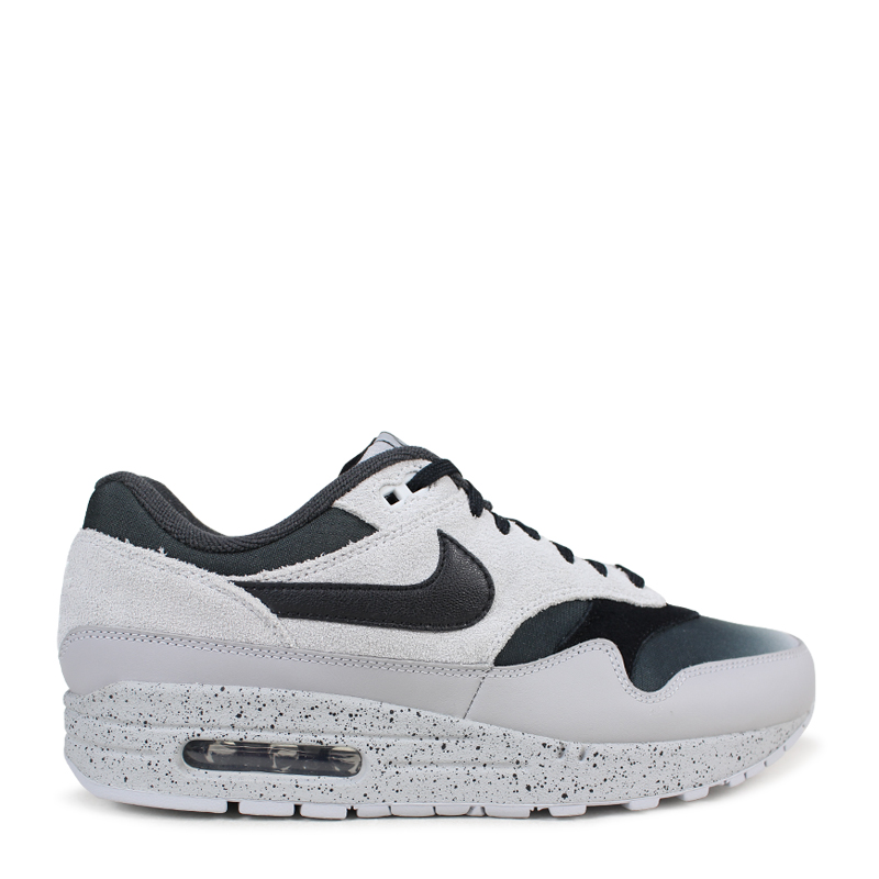 the best attitude 8bf4f 44322 NIKE AIR MAX 1 PREMIUM Kie Ney AMAX 1 sneakers 875,844-003 men s gray  2 2  Shinnyu load   182