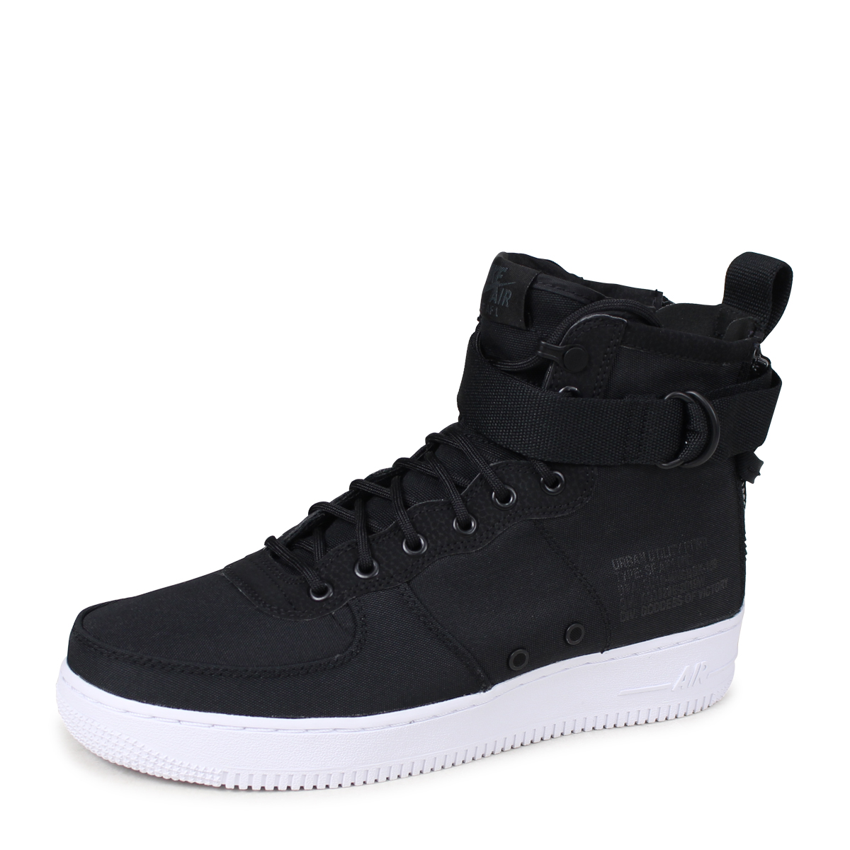 super popular dc818 938f8 NIKE SPECIAL FIELD AIR FORCE 1 QS Nike air force 1 MID sneakers men special  field 917,753-006 SF AF1 red  load planned Shinnyu load in reservation  product ...