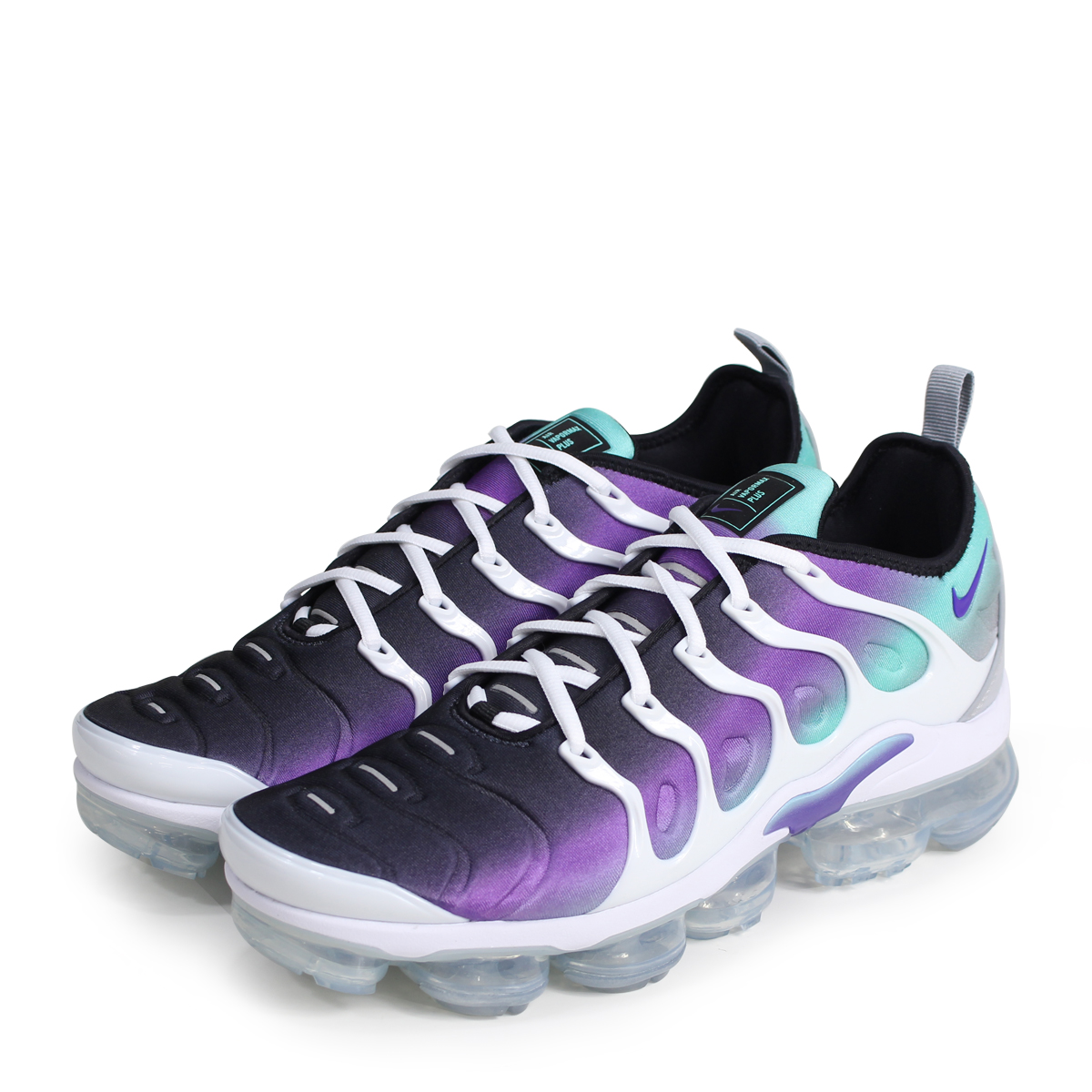 58dcd153f452 ALLSPORTS  NIKE AIR VAPORMAX PLUS GRAPE Nike vapor max plus sneakers ...