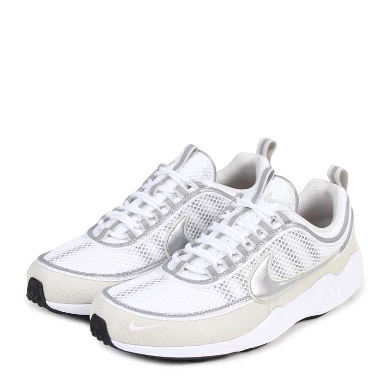 finest selection 79a07 888be NIKE AIR ZOOM SPIRIDON 16 Nike air zoom pyridone sneakers men 926,955-105  white 214 Shinnyu load 182