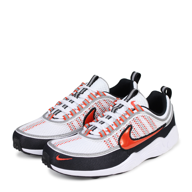 design intemporel 2dedd 820b3 Nike NIKE air zoom pyridone sneakers men AIR ZOOM SPIRIDON 16 926,955-106  white [192]